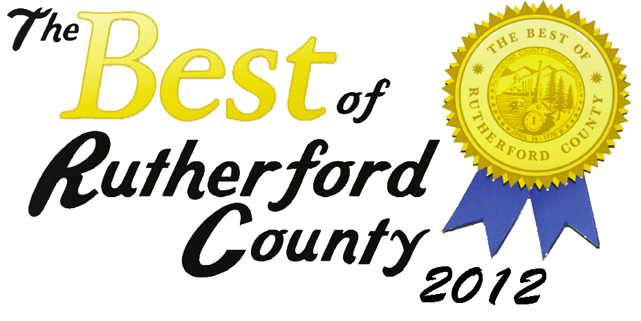 The Best Lawyers of Rutherford County 2012